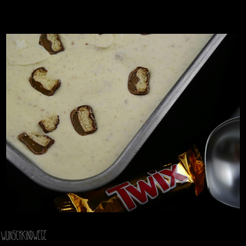 Twix Eis