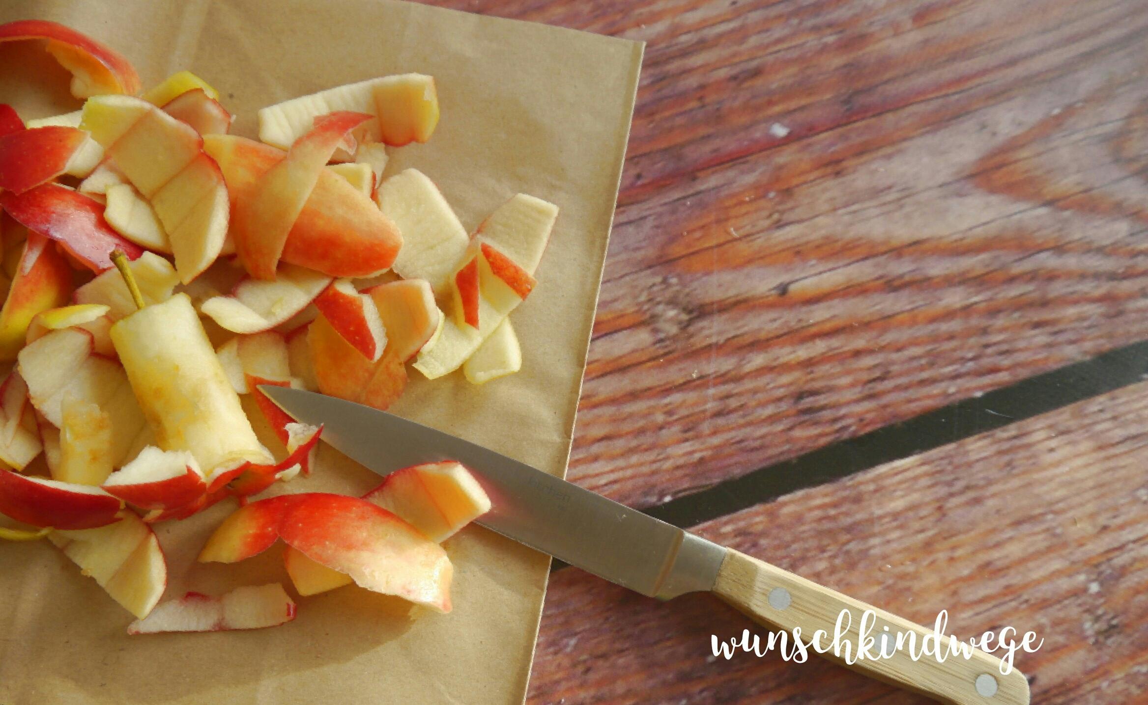 Apfel-Schmand Schnitten