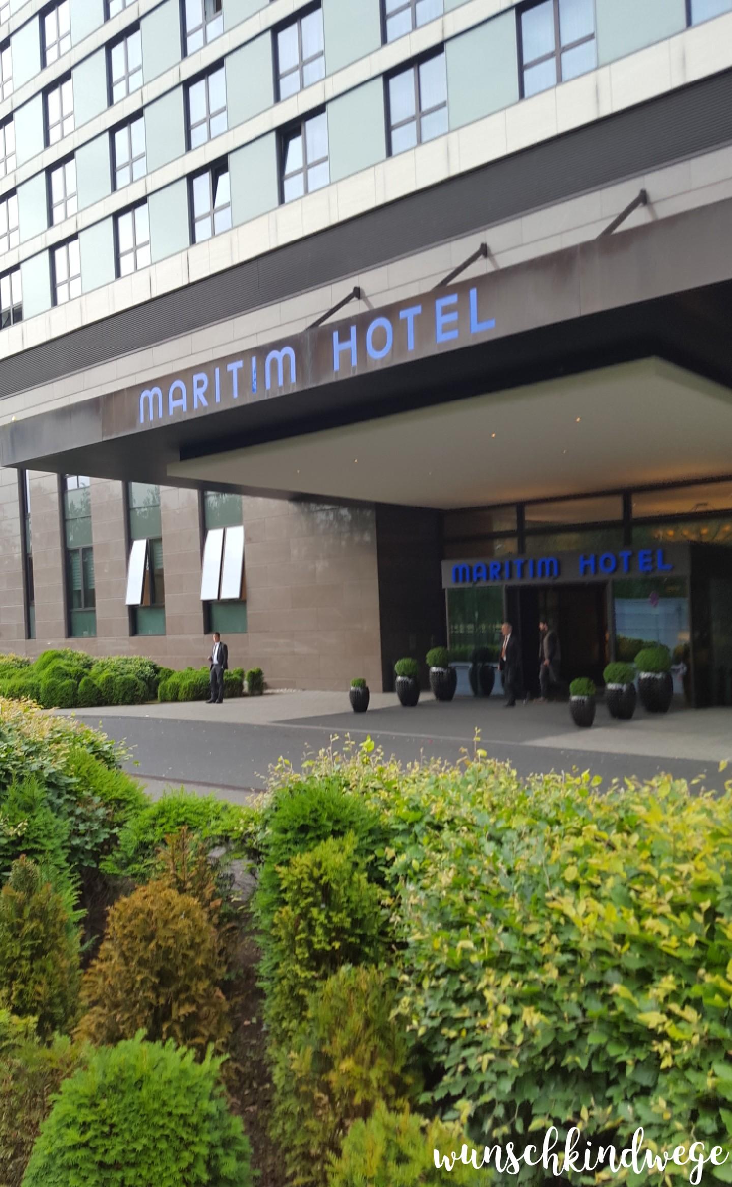 Florida mit Kindern: Maritim Hotel Düsseldorf