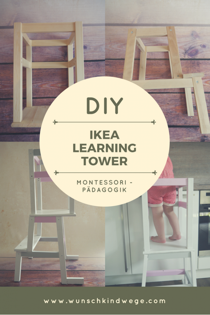 DIY IKEA Learning Tower
