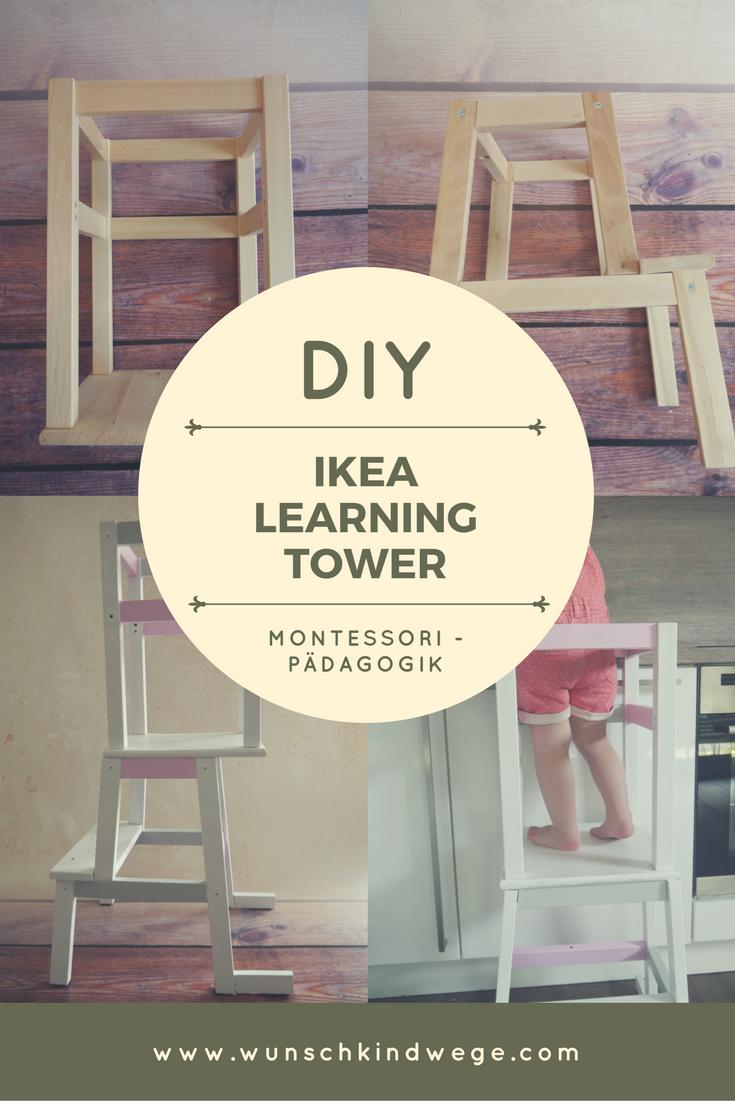 DIY: IKEA Learning Tower - für kleine und grosse Küchenhelfer