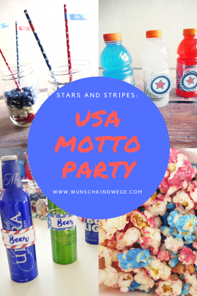 USA Mottoparty