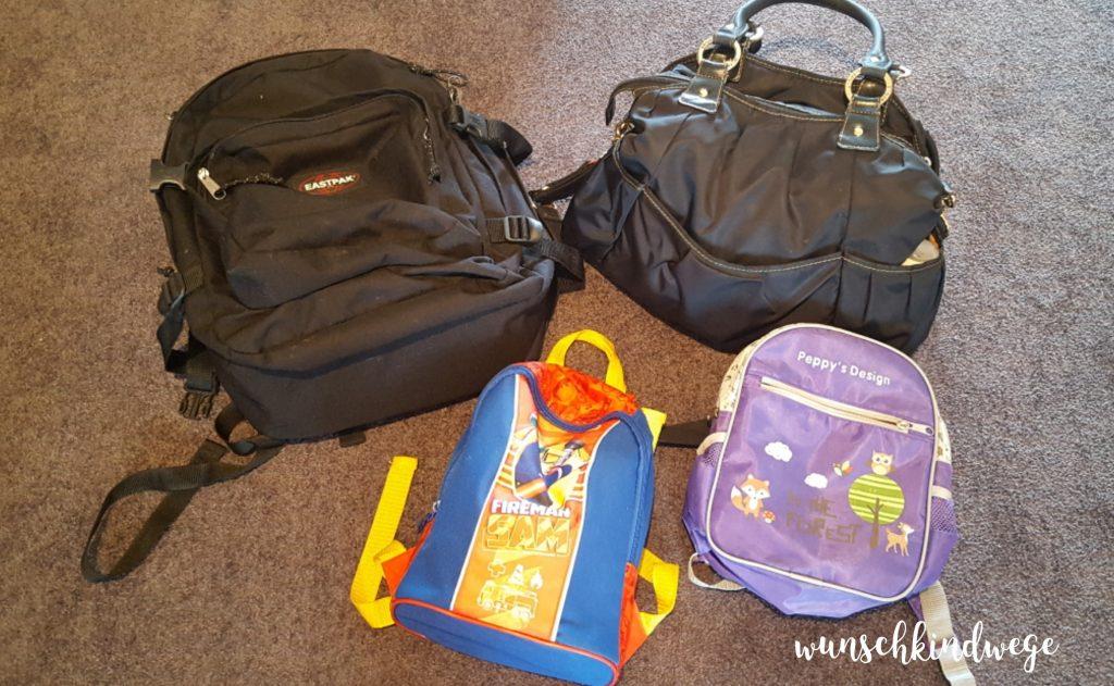Packliste: Handgepäck Langstreckenflug mit Kindern
