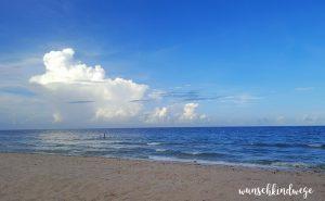 Florida mit Kindern Reisetagebuch Strand