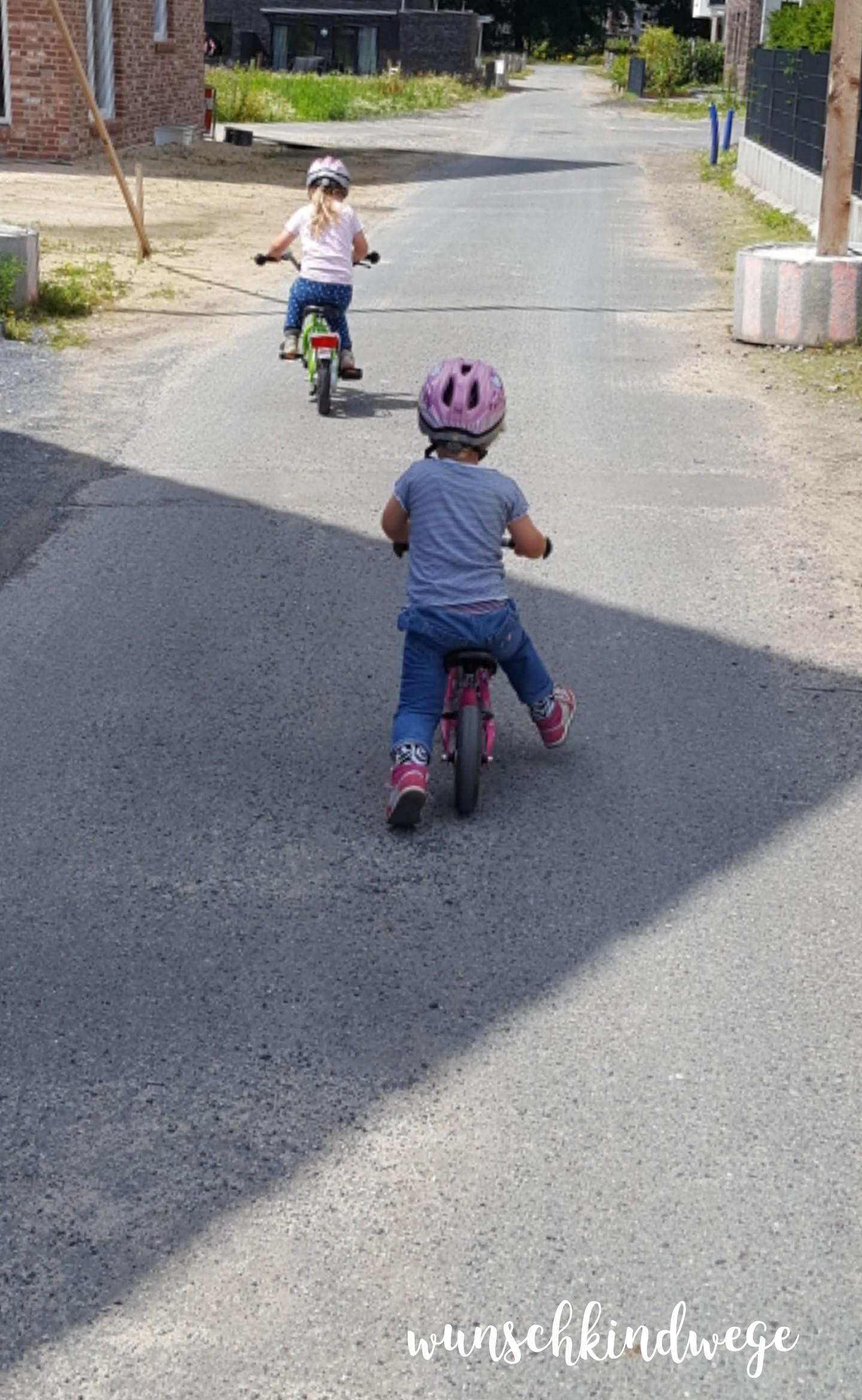 Kinder Fahrrad Laufrad
