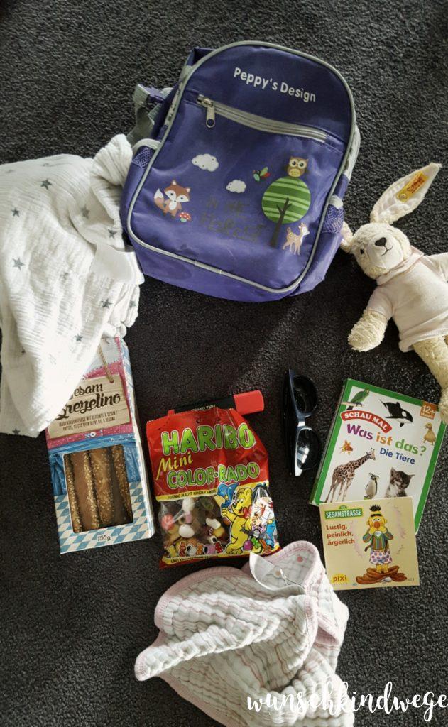 Packliste Handgepäck Infant