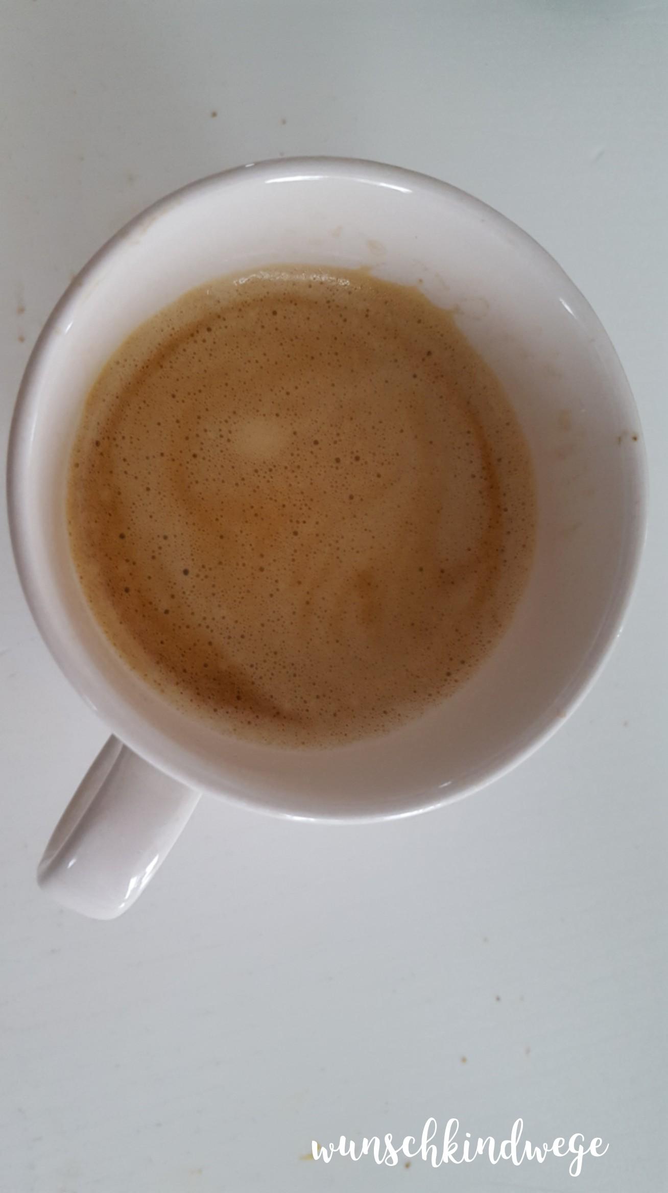 12 von 12 Juli 2017: Morgenkaffee