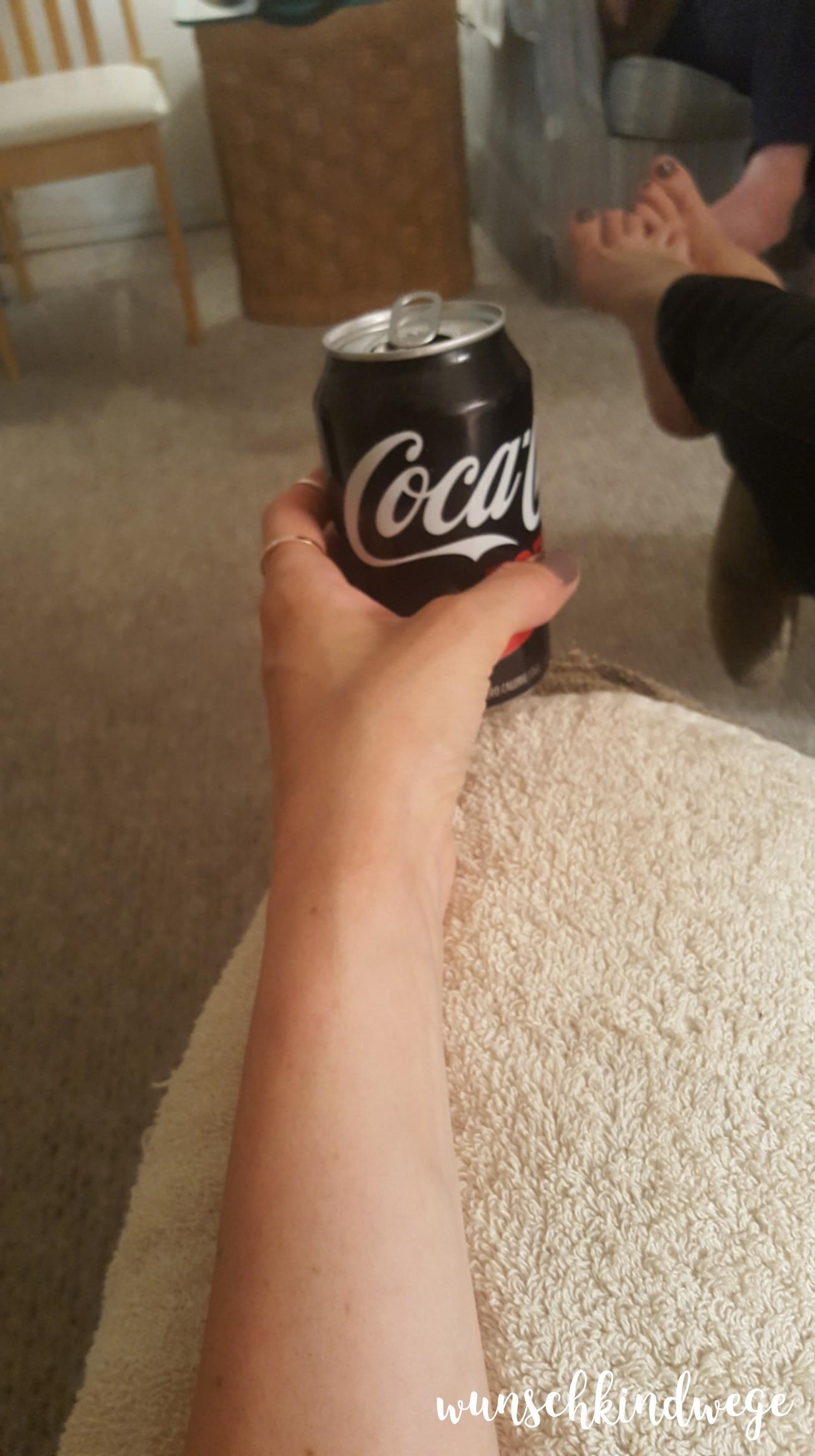 Florida mit Kindern: Angekommen. Sitzen. Coke.