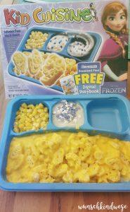 Florida mit Kindern Reisetagebuch Kid Cuisine Elsa