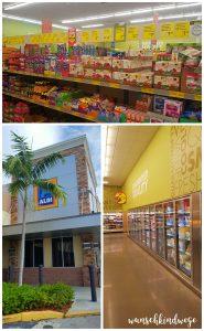 Florida mit Kindern Reisetagebuch Aldi Fort Lauderdale
