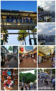 Florida mit Kindern Reisetagebuch Bayside Marketplace