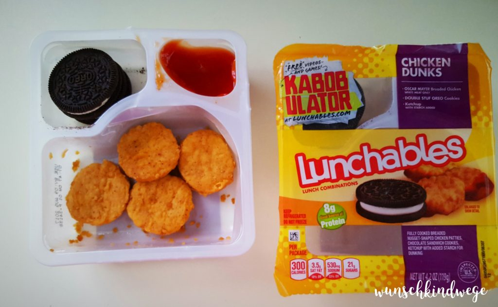 Florida Lunchables