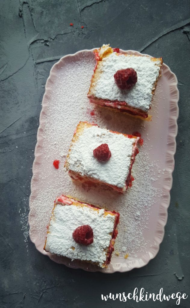 WMDEDGT 08/2017 Himbeer Kekskuchen