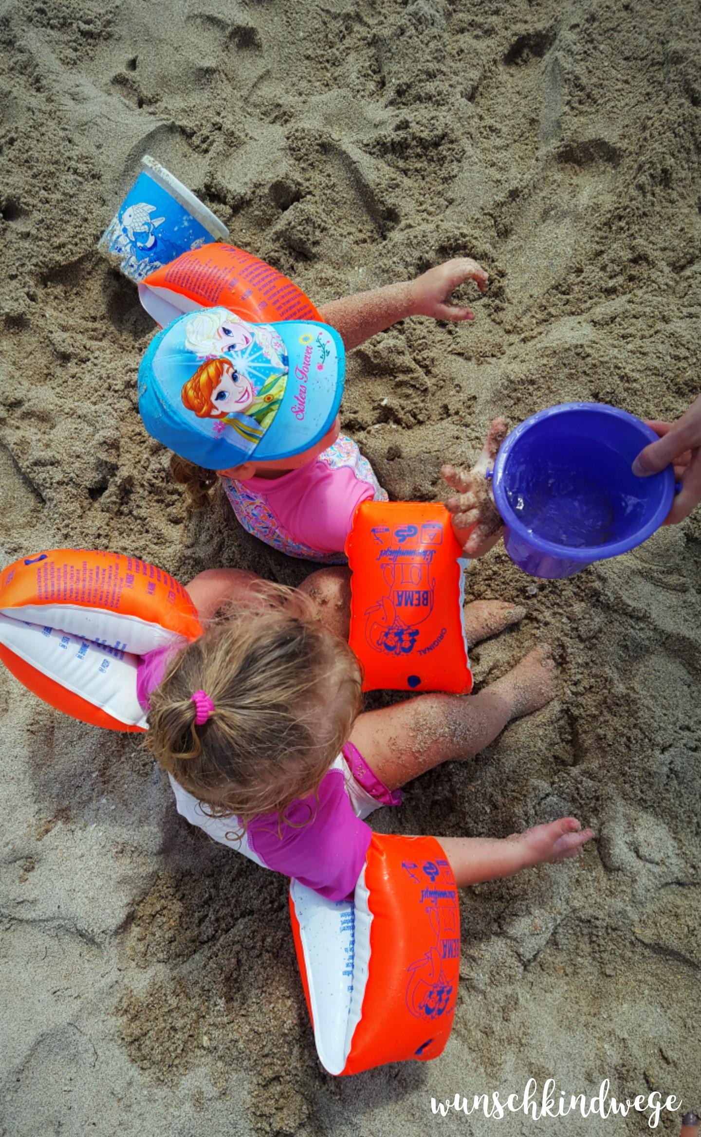 Florida Sandbuddeln
