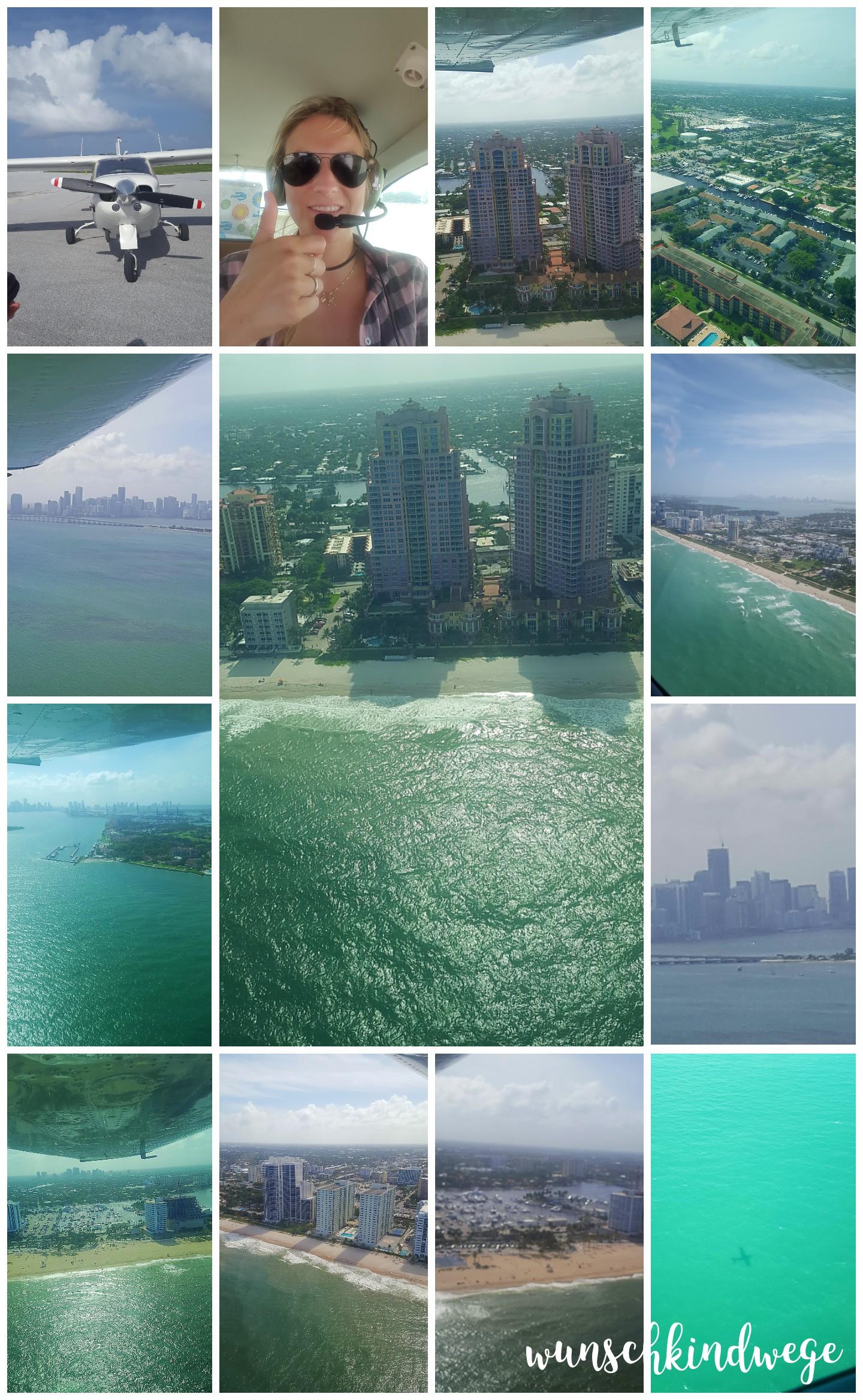 Florida Fortlauderdale Airtours Rundflug