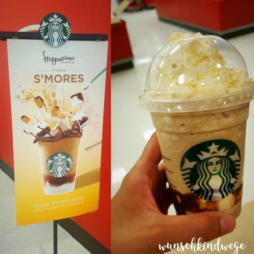 Starbucks S'mores Frappuccino Lauderdale-by-the-Sea