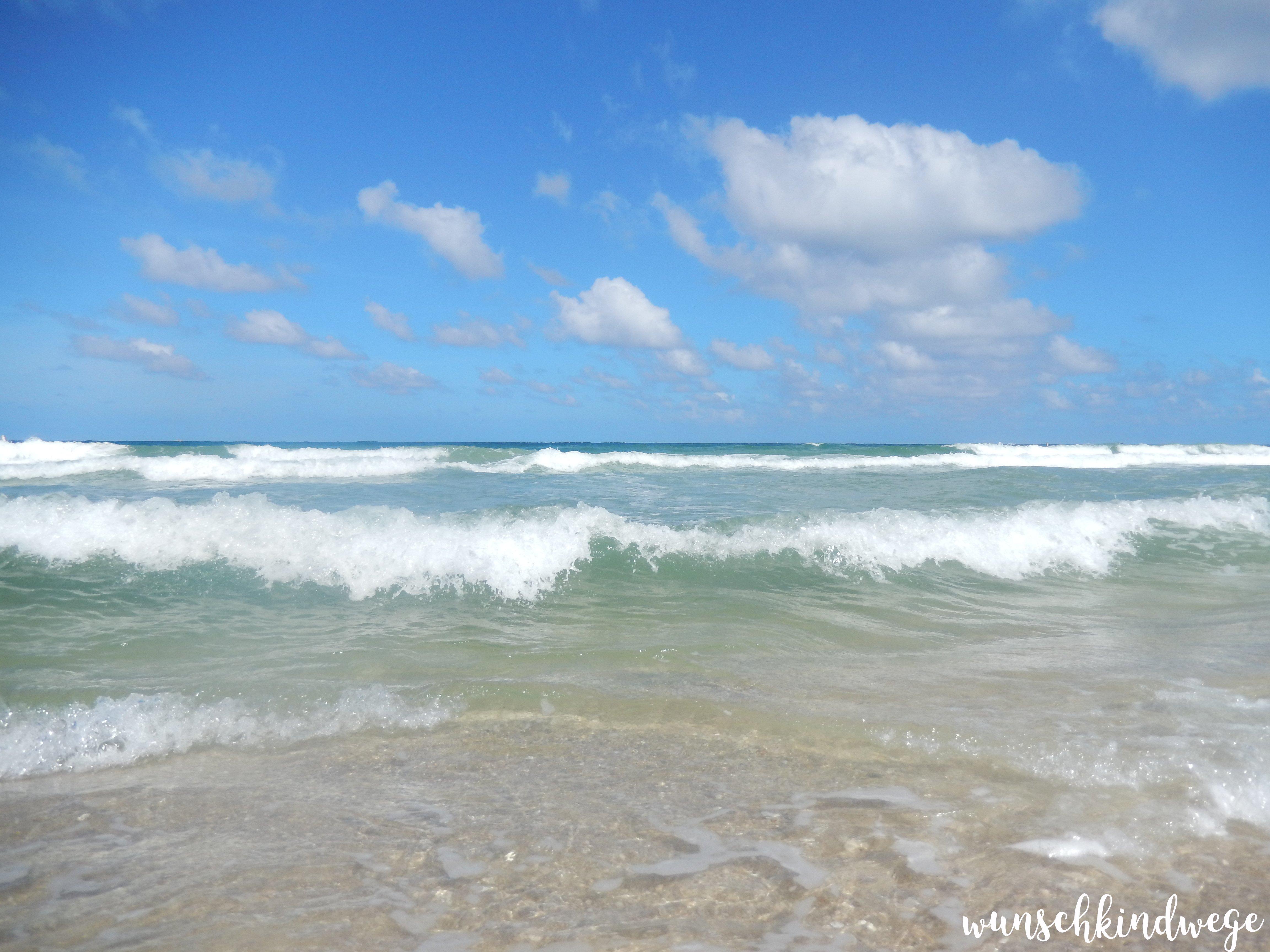 Florida Meer Wellen