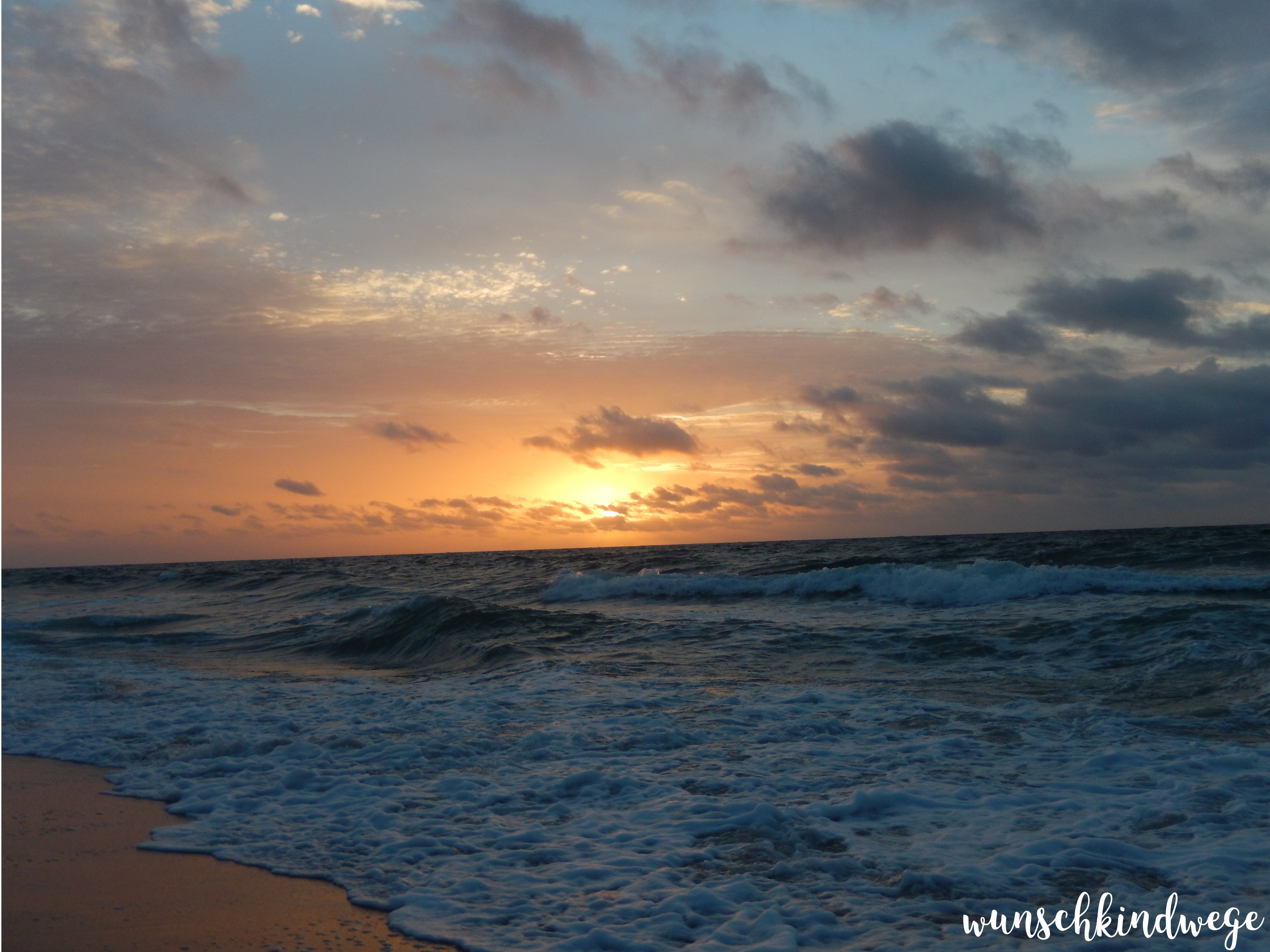 Florida Sonnenaufgang Meer