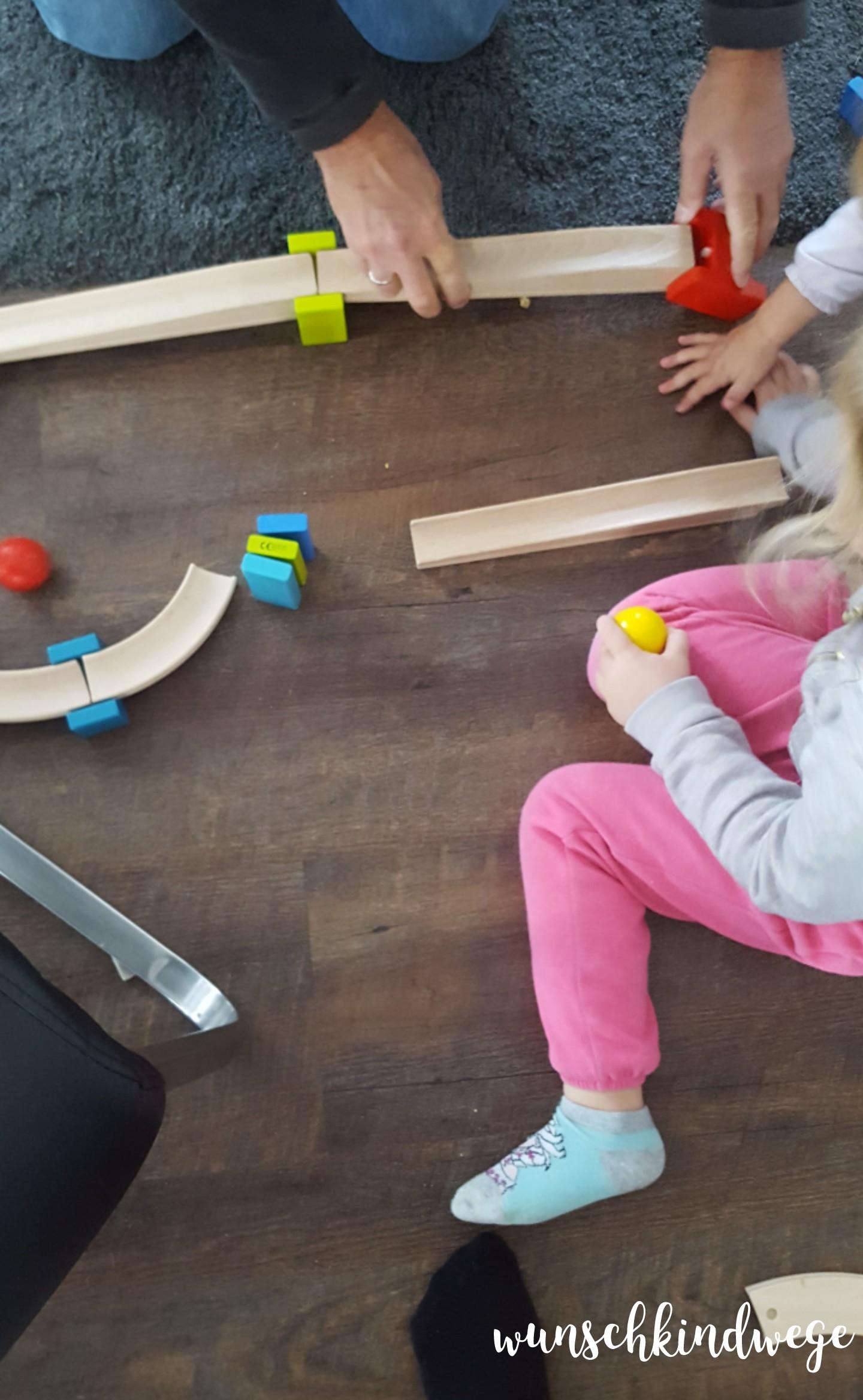 12 von 12 - September 2017: Kugelbahn