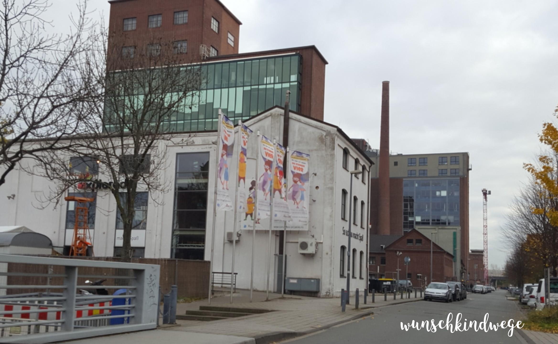 Wochenende in Bildern 18./19. November 2017: Explorado Duisburg