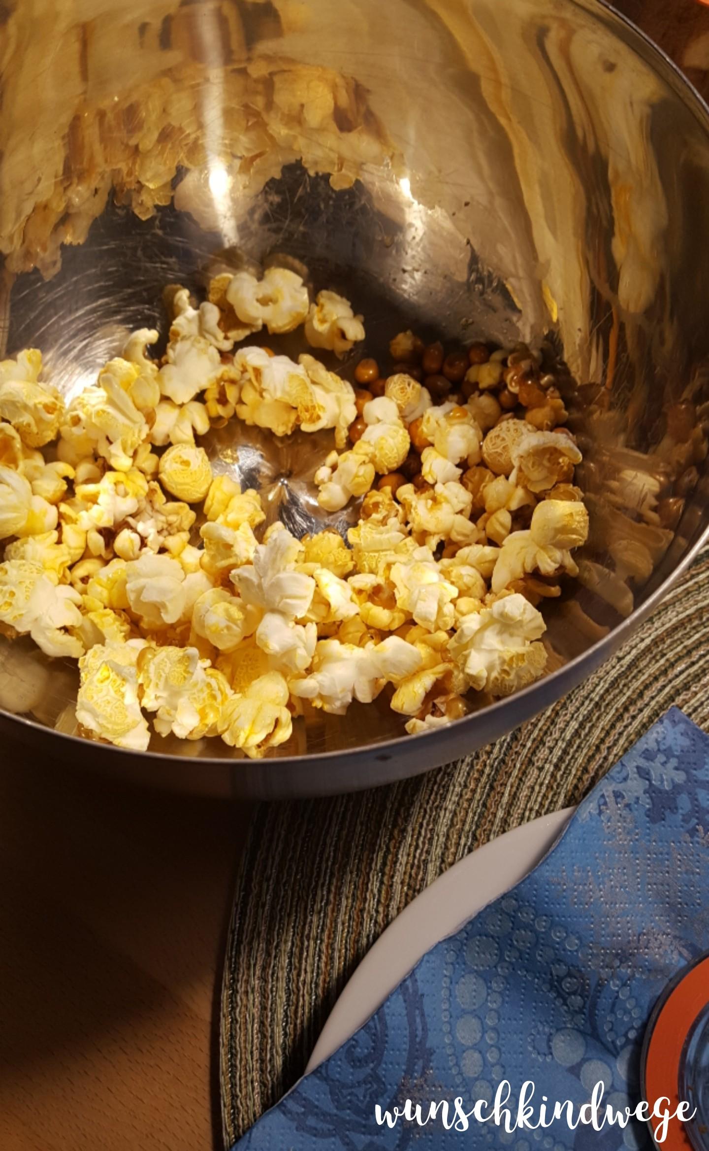 12 von 12 - November 2017 Popcorn