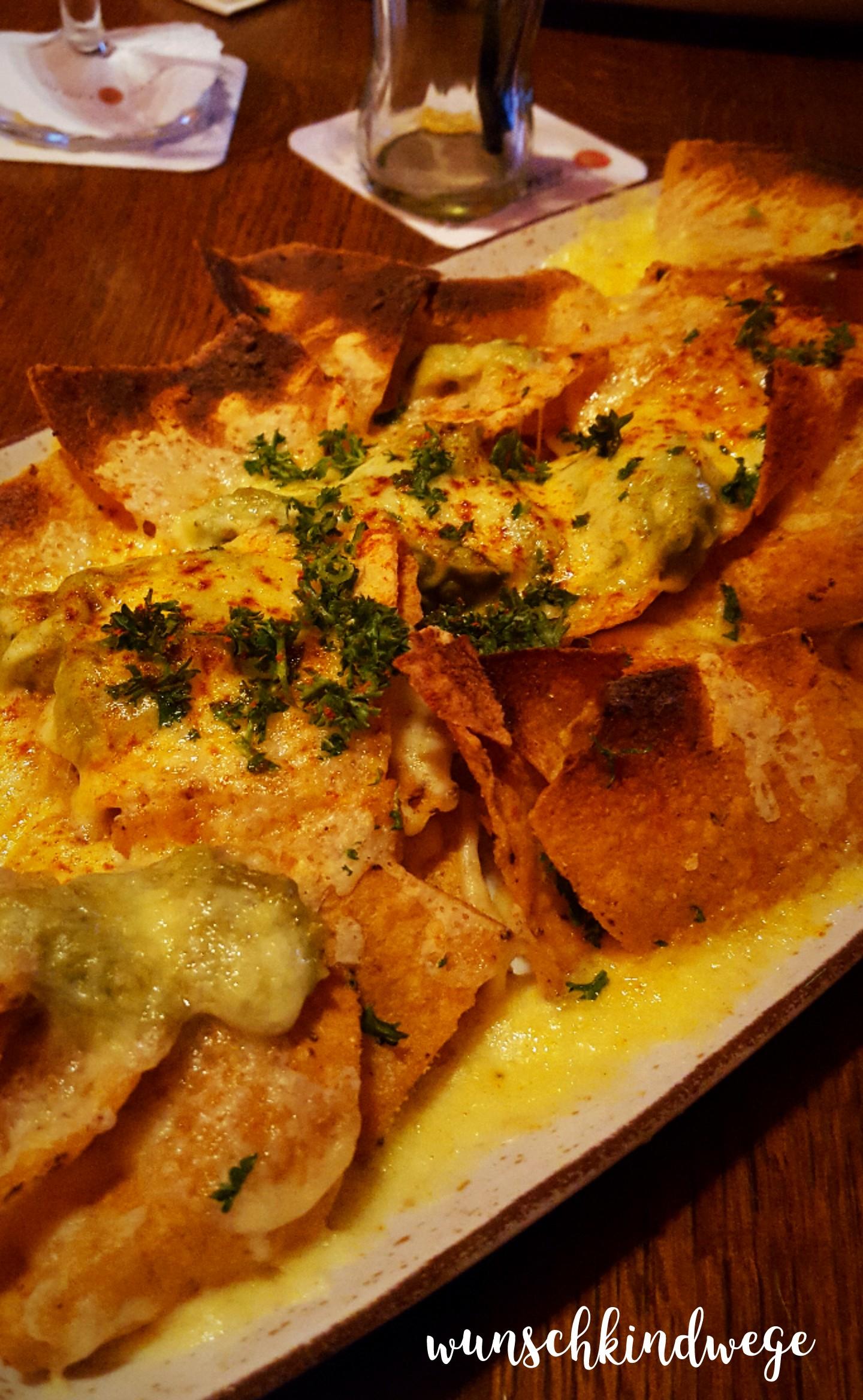 Wochenende in Bildern 18./19. November 2017: Nachos mit Guacamole