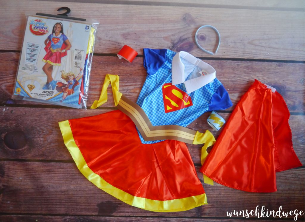 DC Super Hero Girls Kostüm