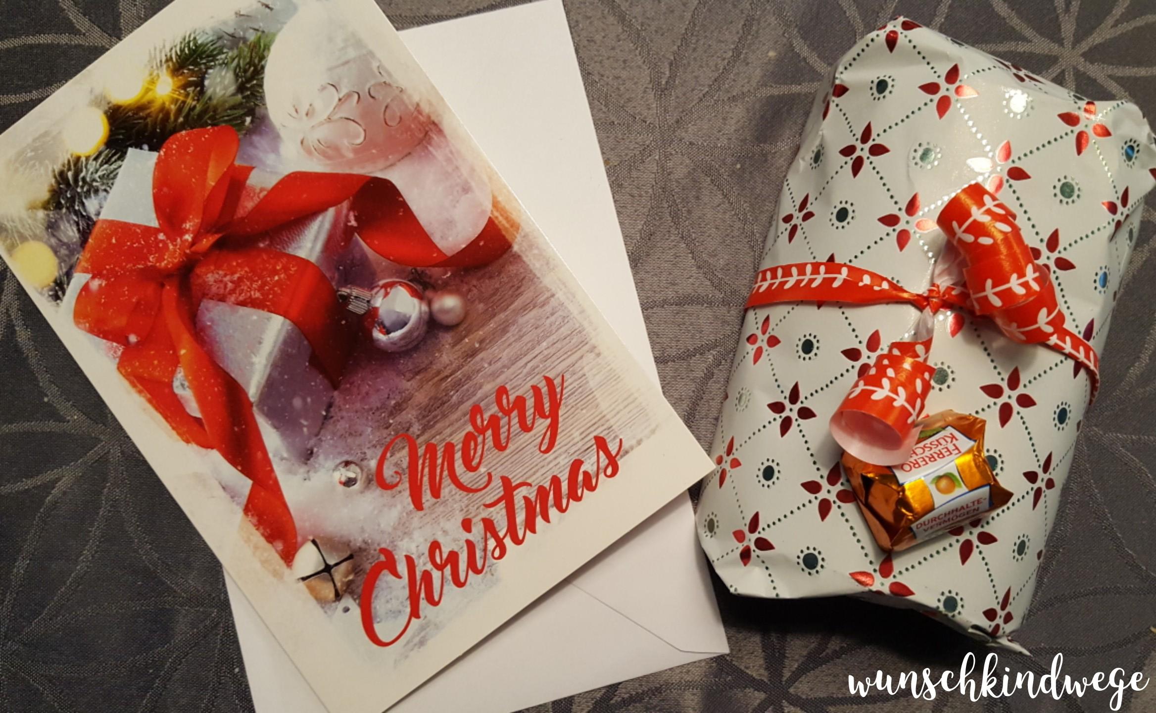 Weihnachtswochenende Geschenk