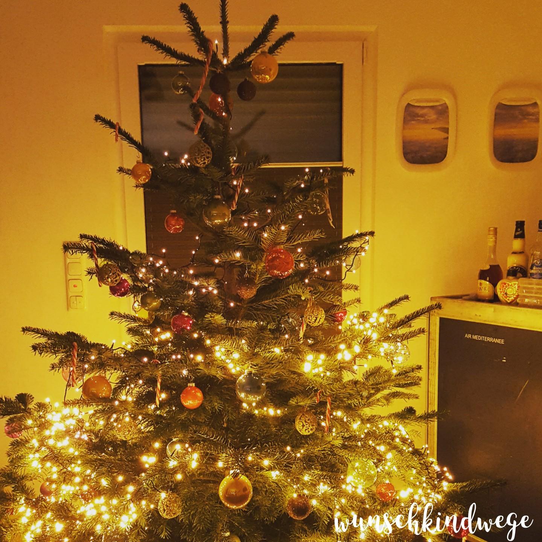 Weihnachtswochenende Weihnachtsbaum