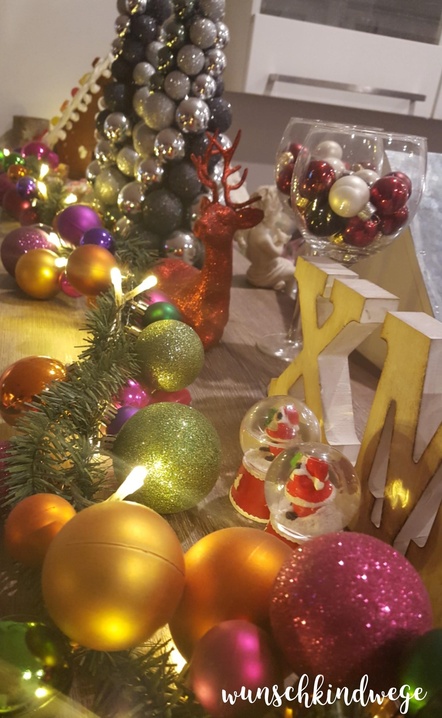 Weihnachtswochenende Weihnachtsdeko