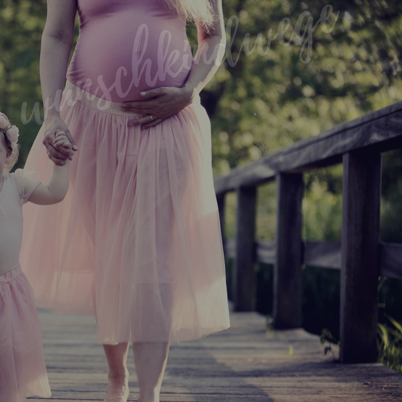 Schwangerschaft mit Kleinkind