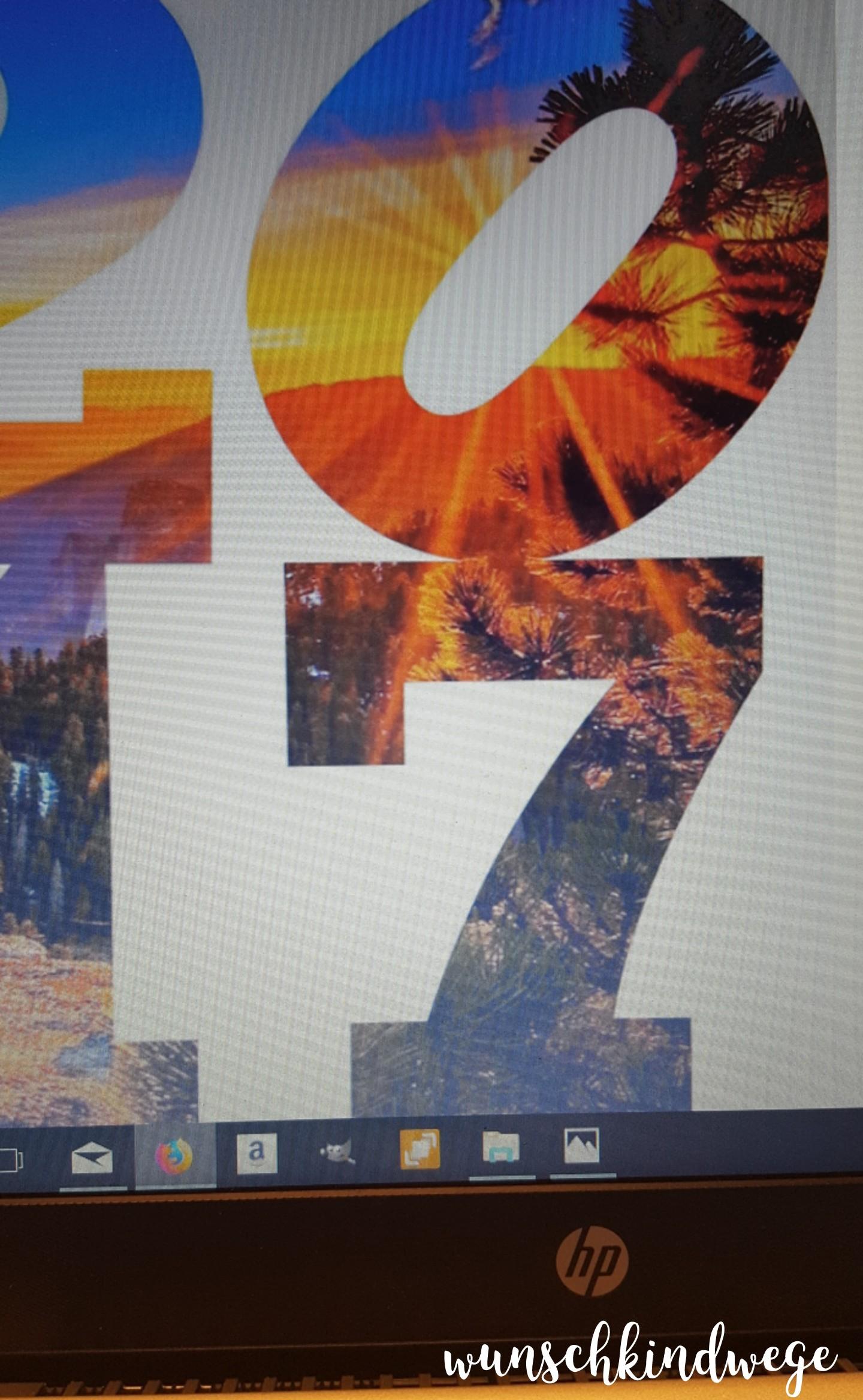 Silvesterwochenende Blogpost Jahresrückblick