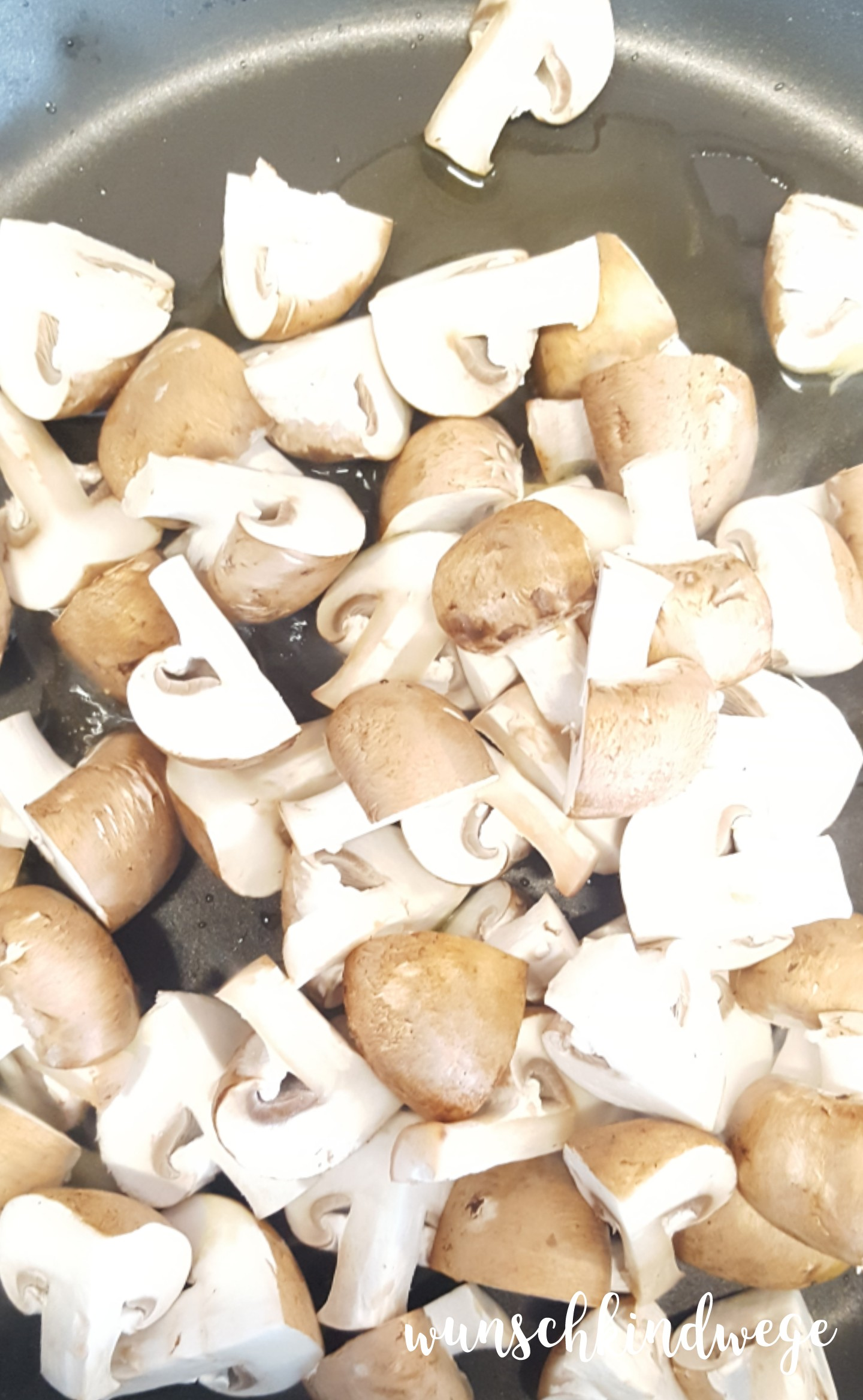 Silvesterwochenende Champignons