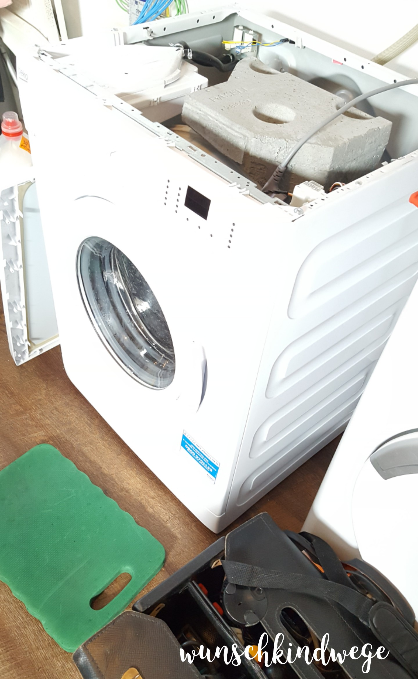 Waschmaschine Februar 2018
