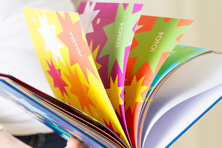 kunterbuntes Freundebuch