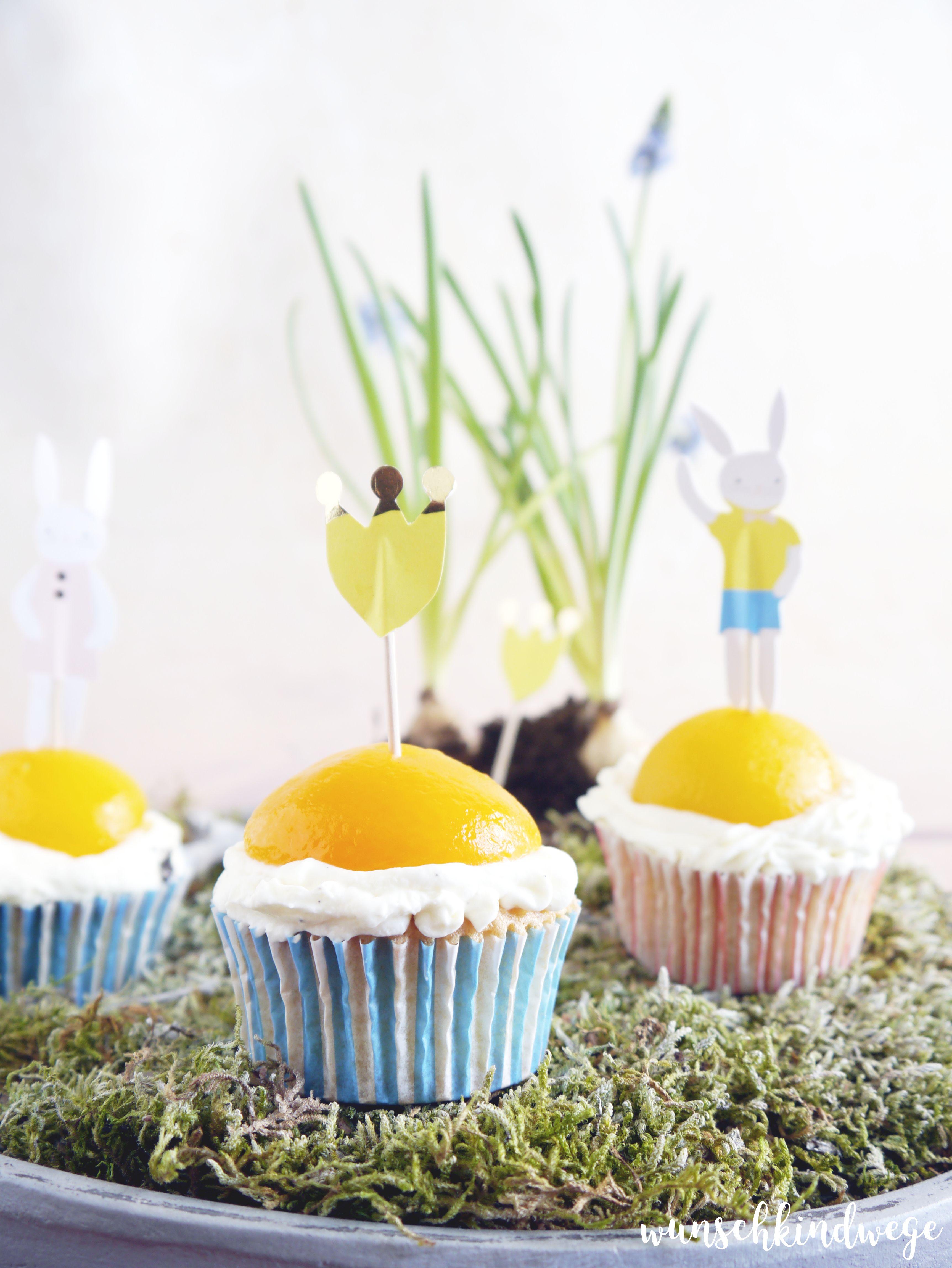 Spiegelei Cupcakes