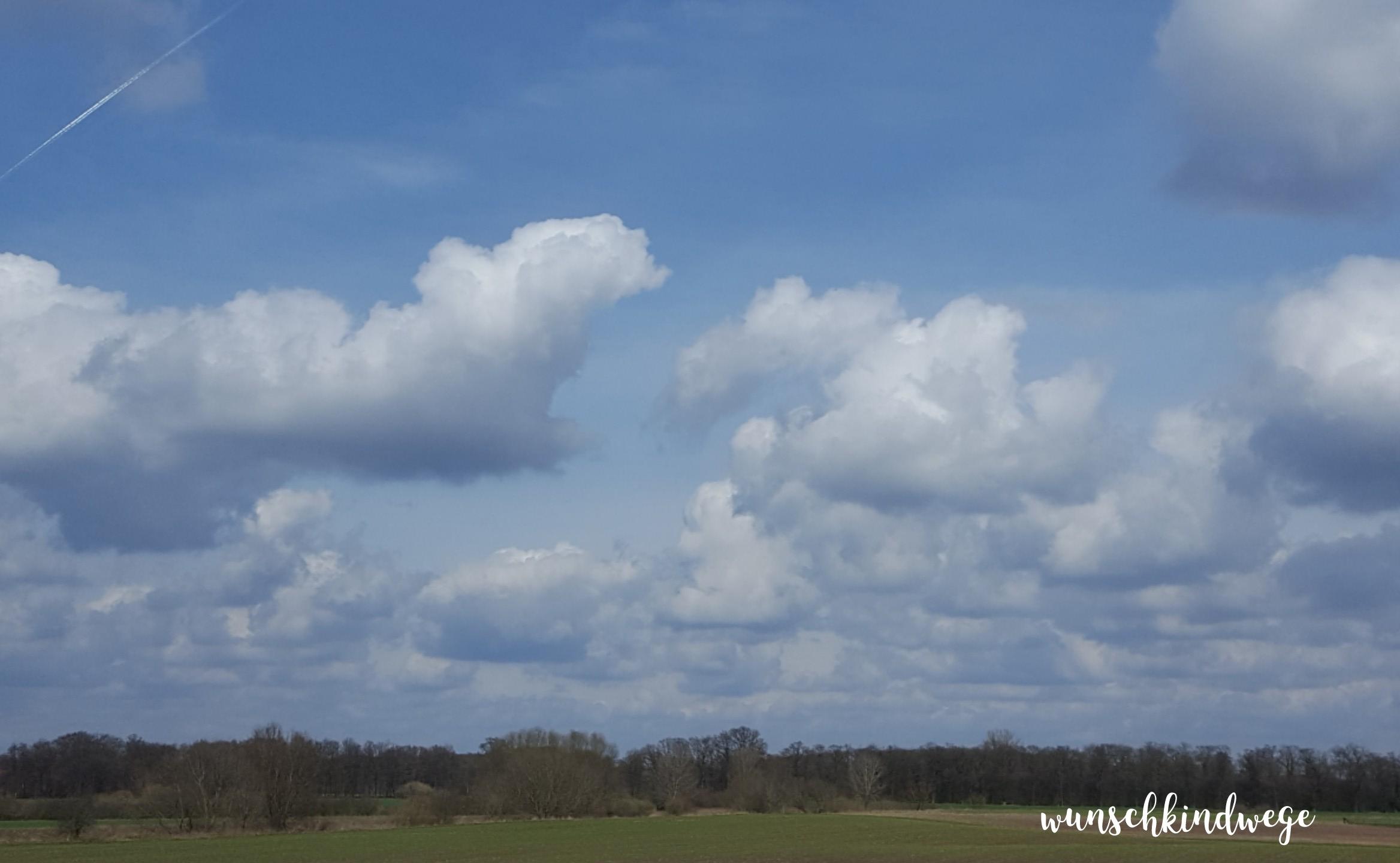 Osterwochenende in Bildern: Beiss-Wolke
