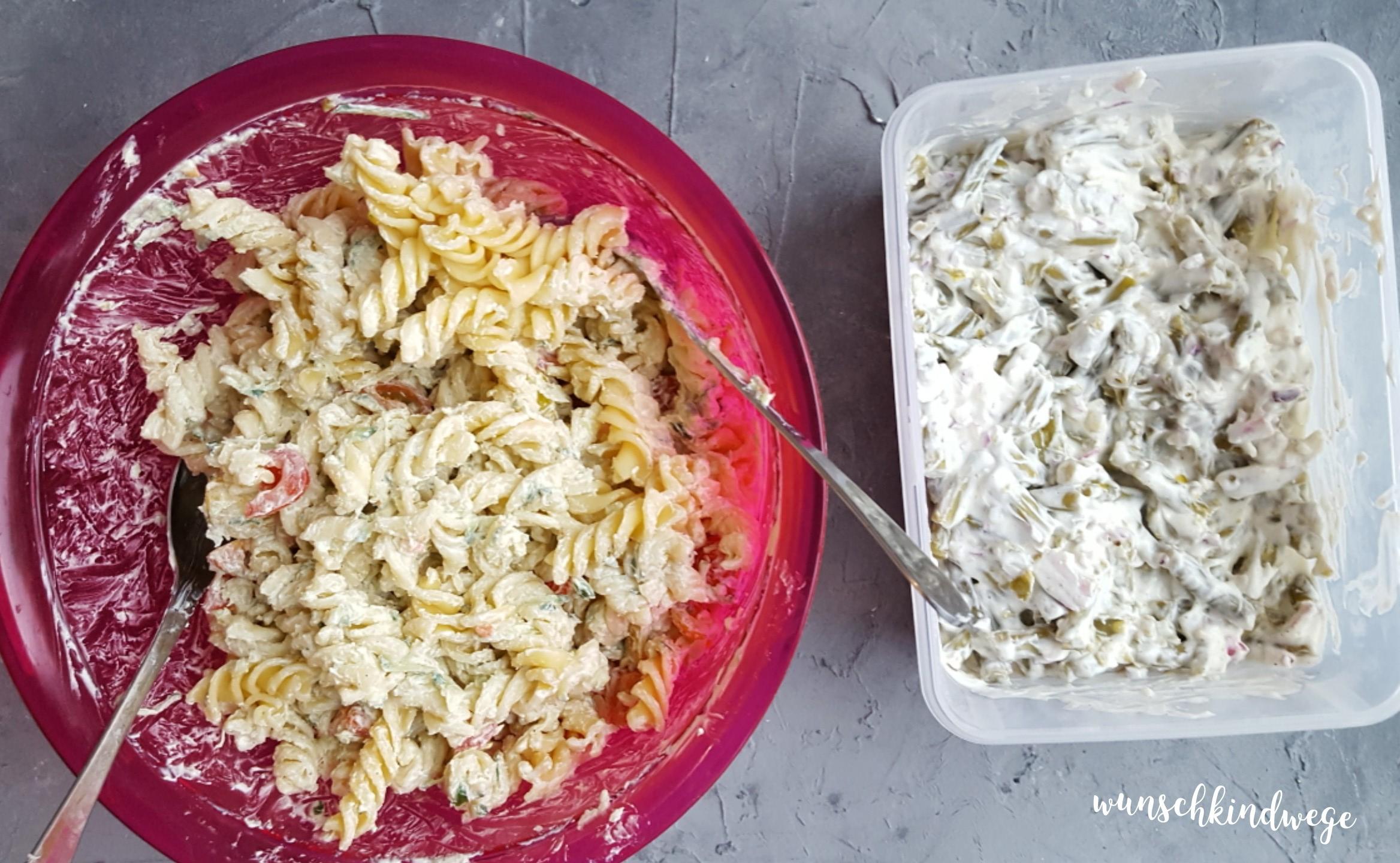 Osterwochenende in Bildern: Salate