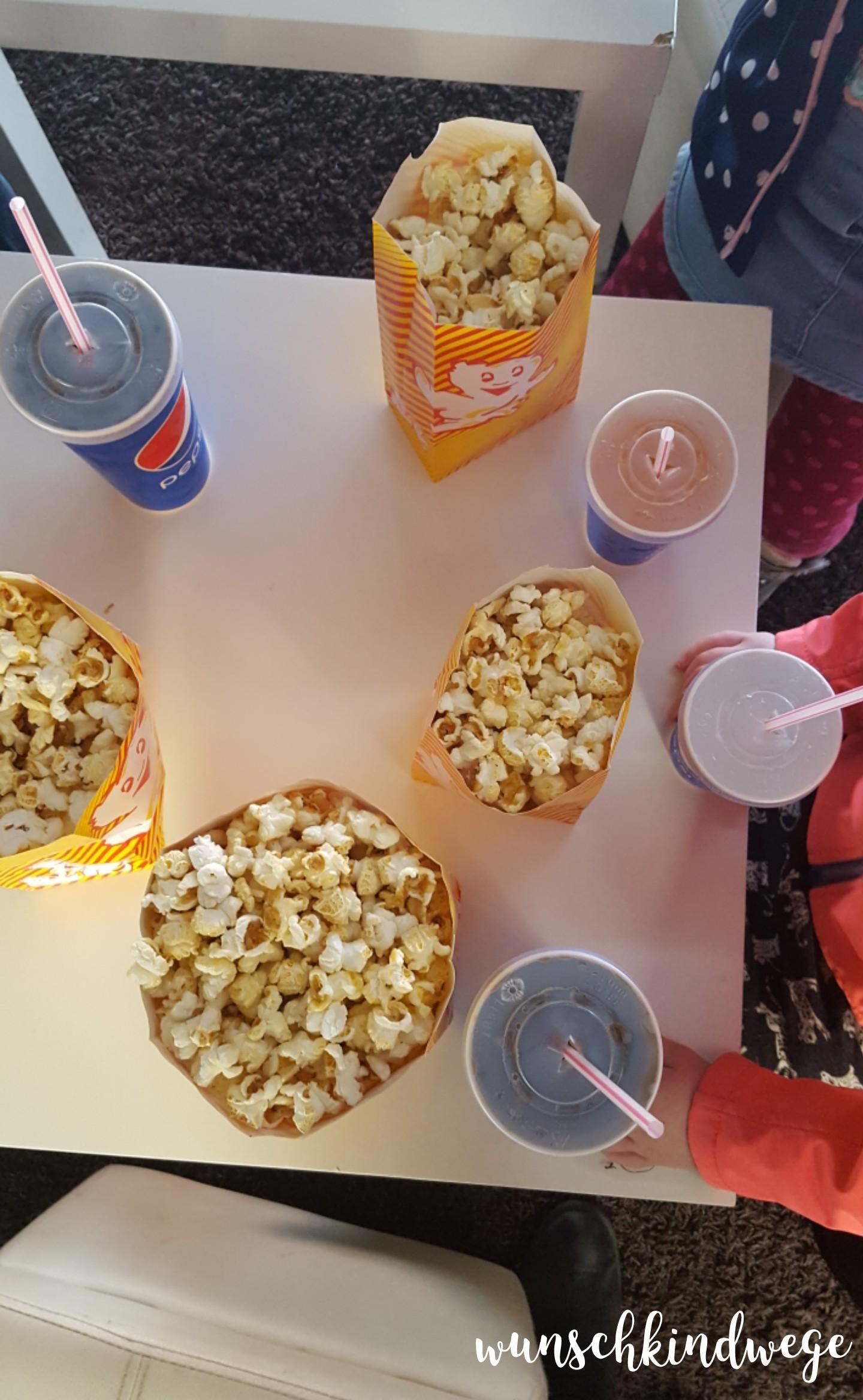 Osterwochenende in Bildern: Popcorn