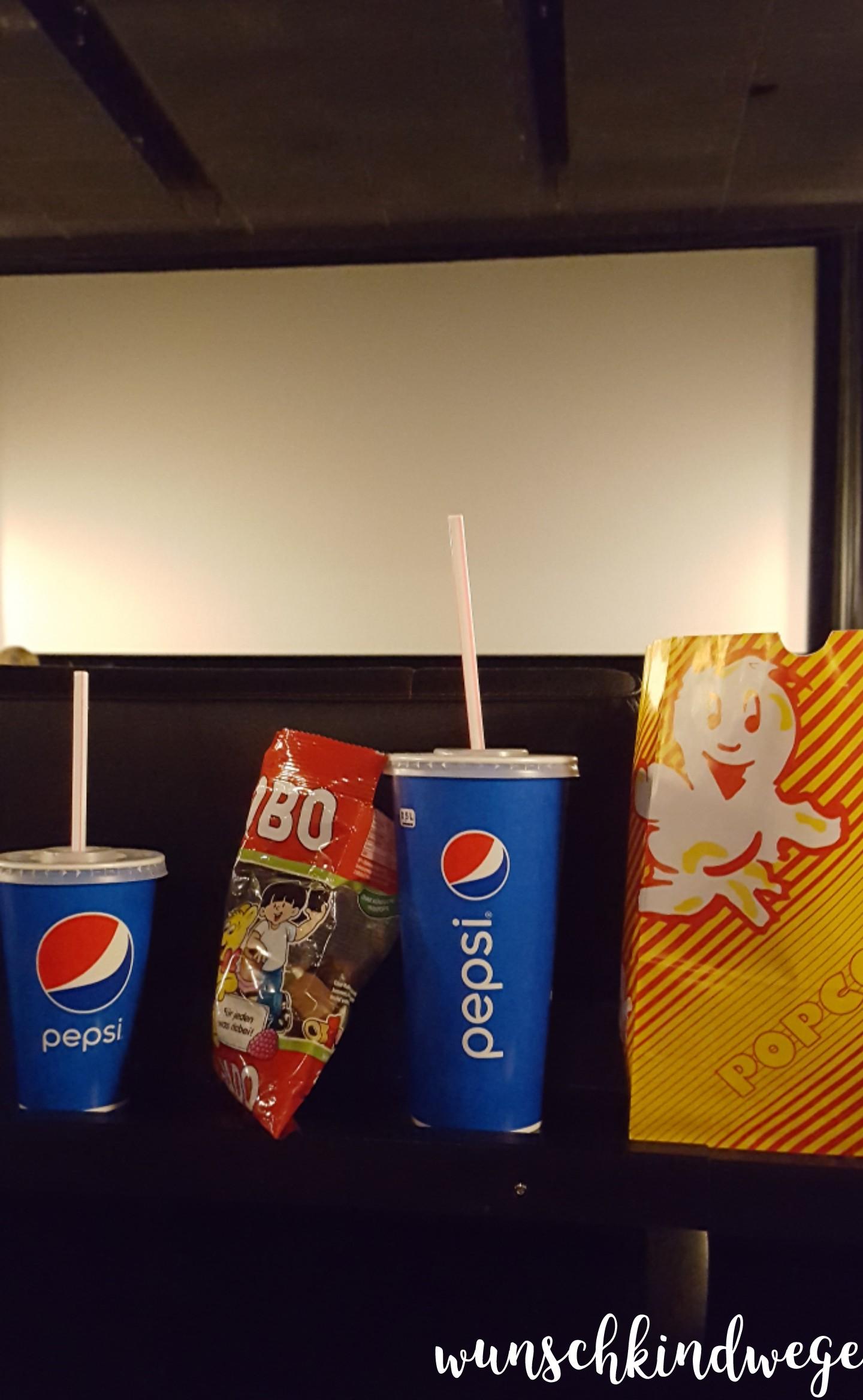 Osterwochenende in Bildern: Snacks im Kino