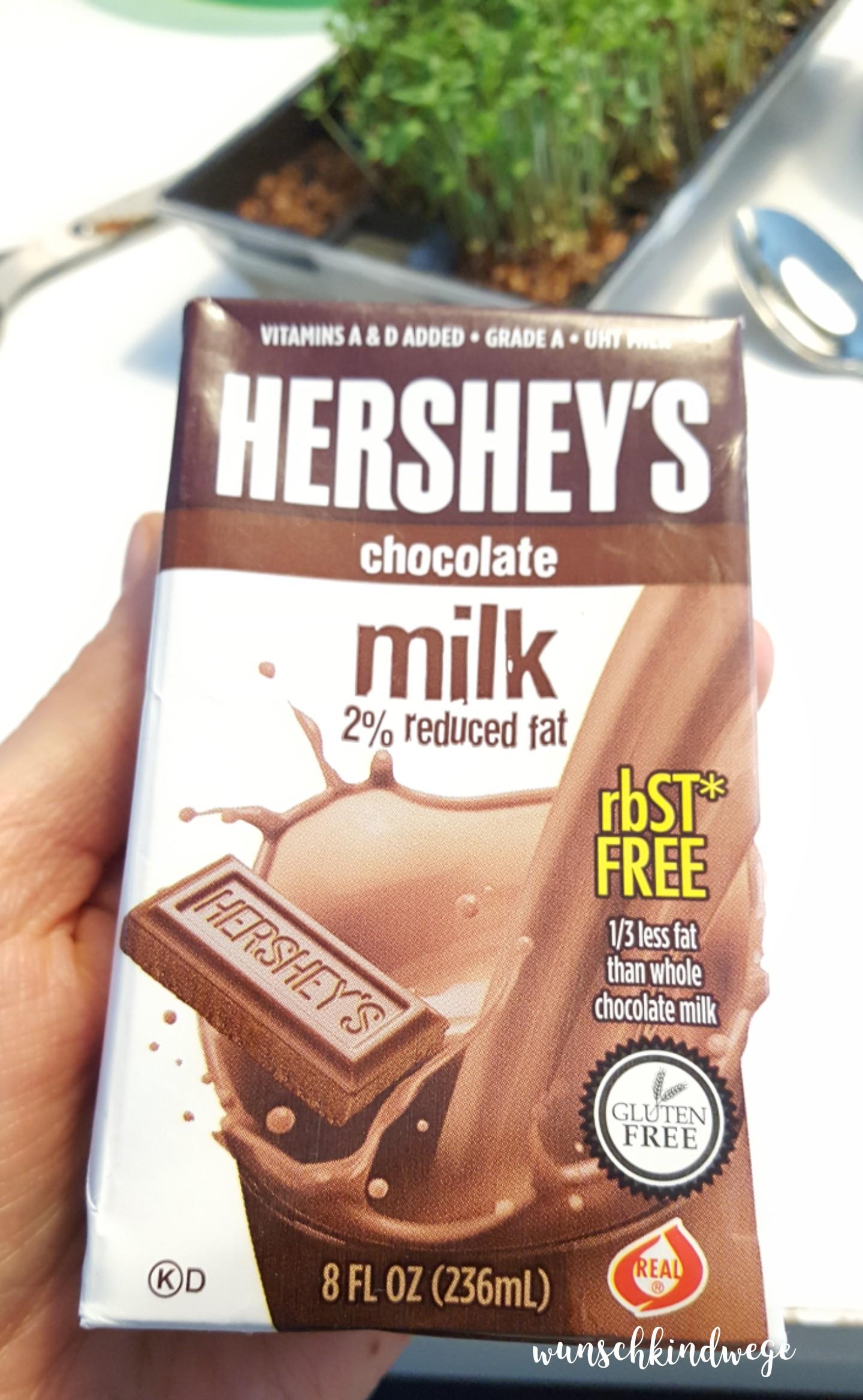 Osterwochenende in Bildern: Hershey's Kakao