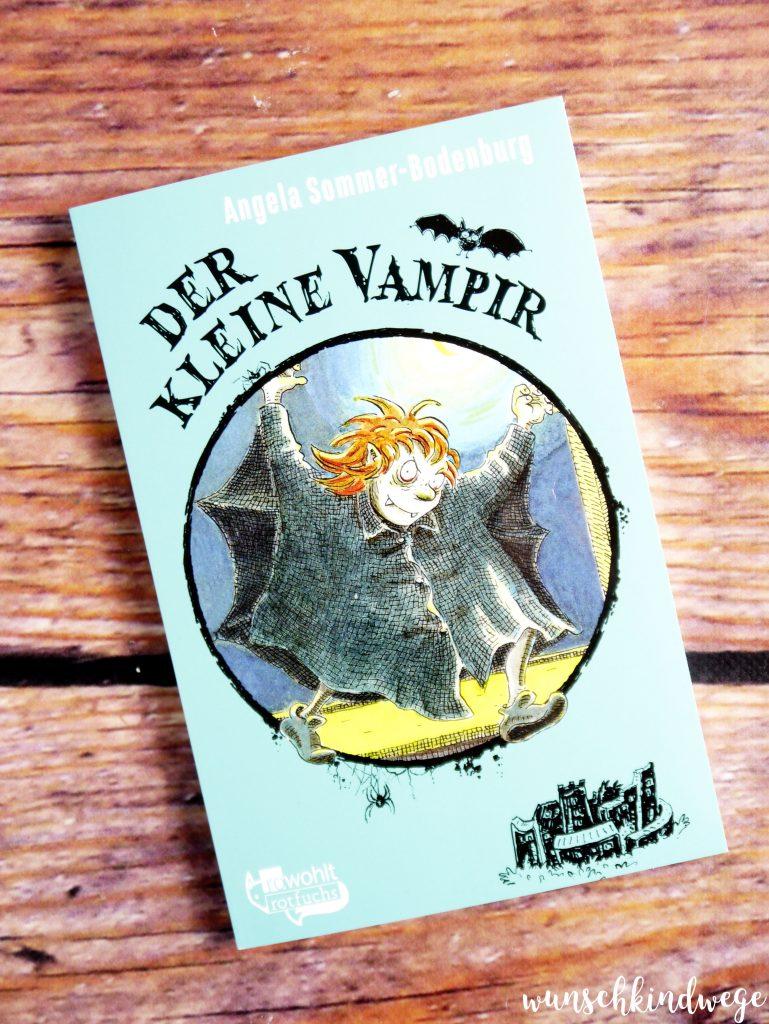 Der kleine Vampir Buch