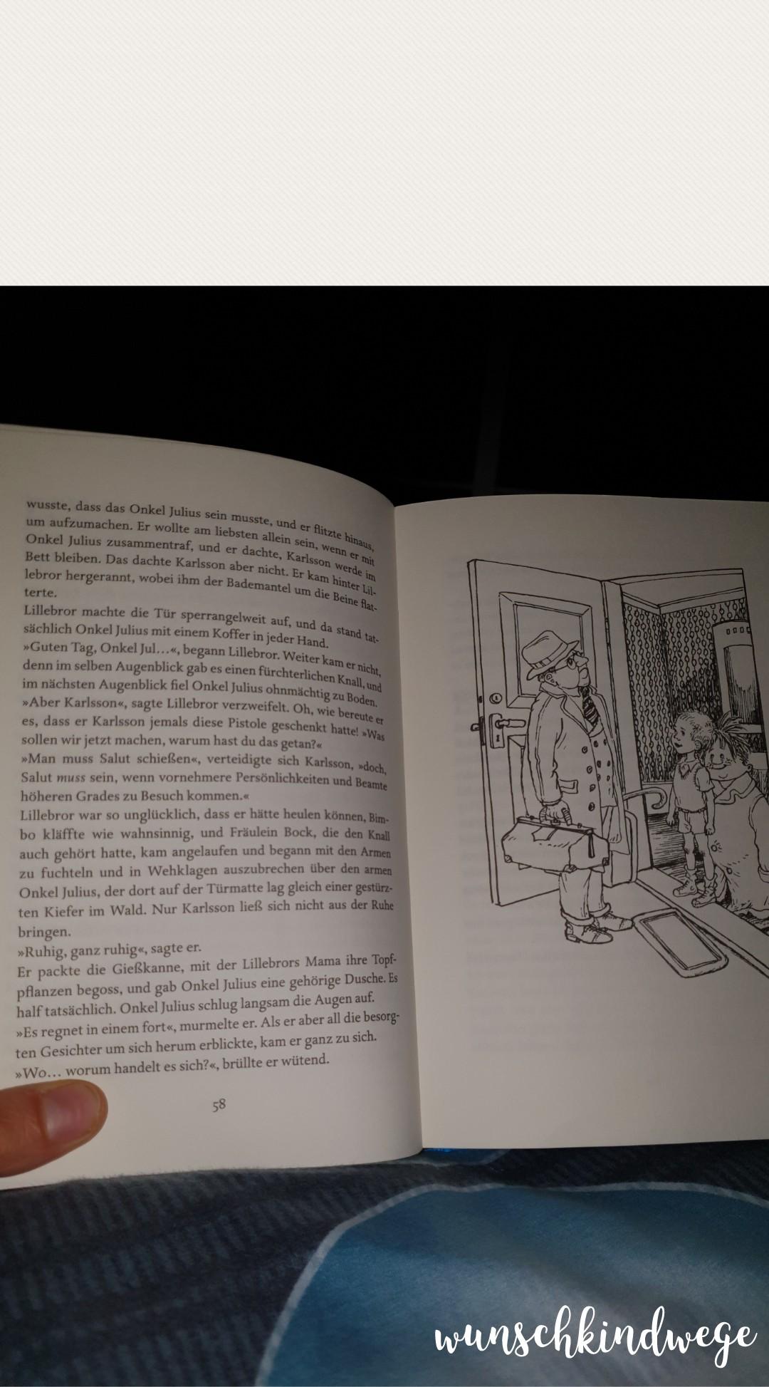 Pfingstwochenende Karlsson Buch