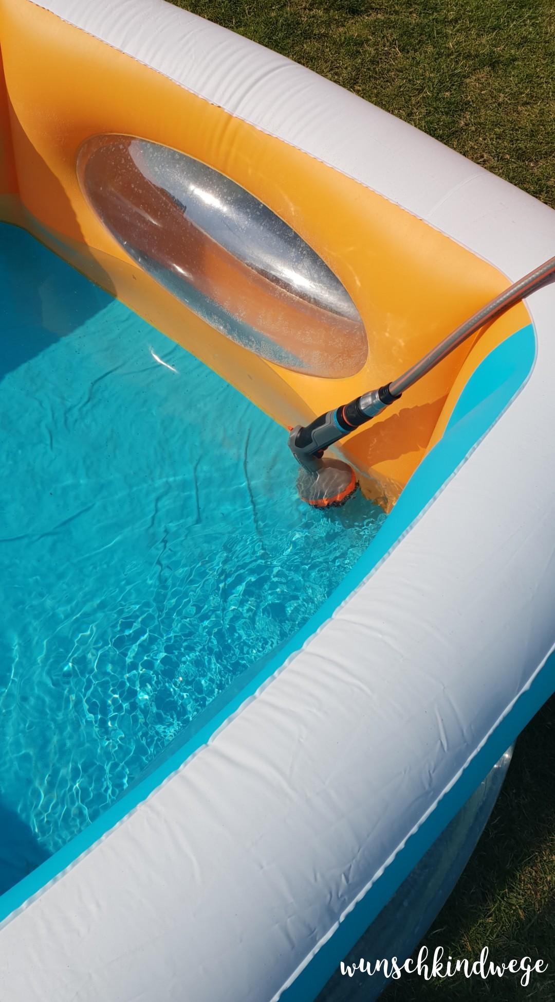 WMDEDGT Schwimmbecken