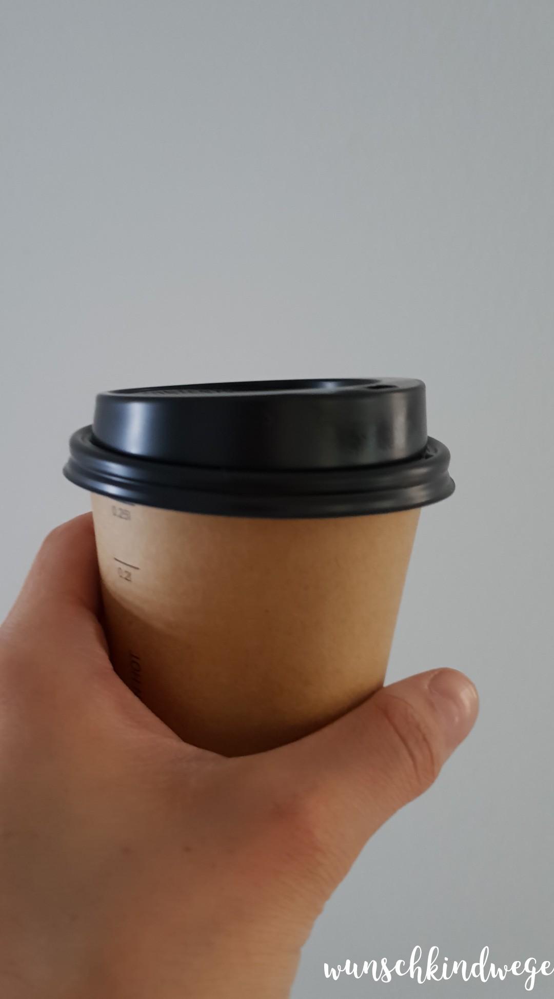 12 von 12 Kaffee