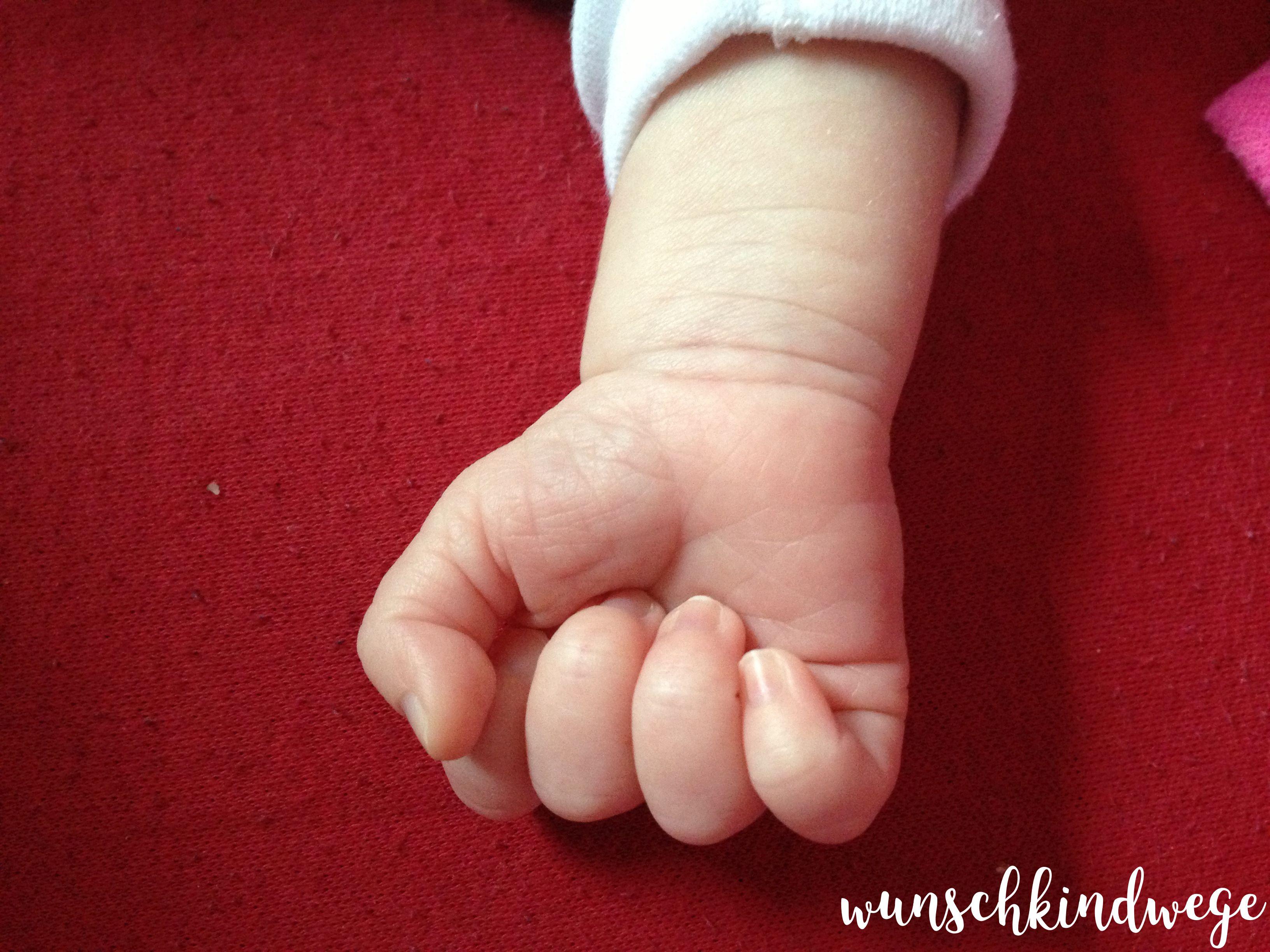 Wovon träumst Du Baby