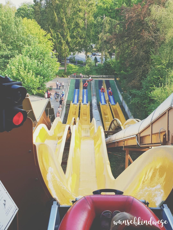 Wochenende in Bildern - Kettler Hof - Wasserbahn