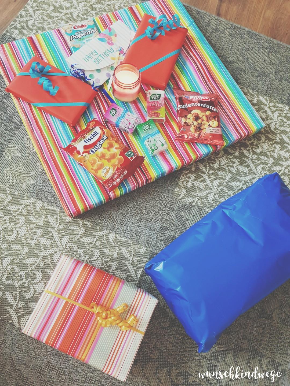 Wochenende in Bildern - Geschenke