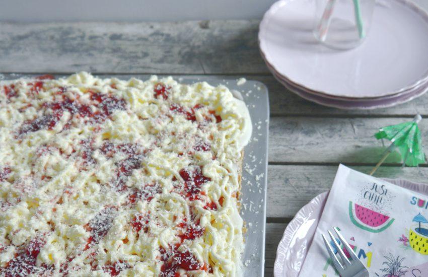 Spaghettieis Torte