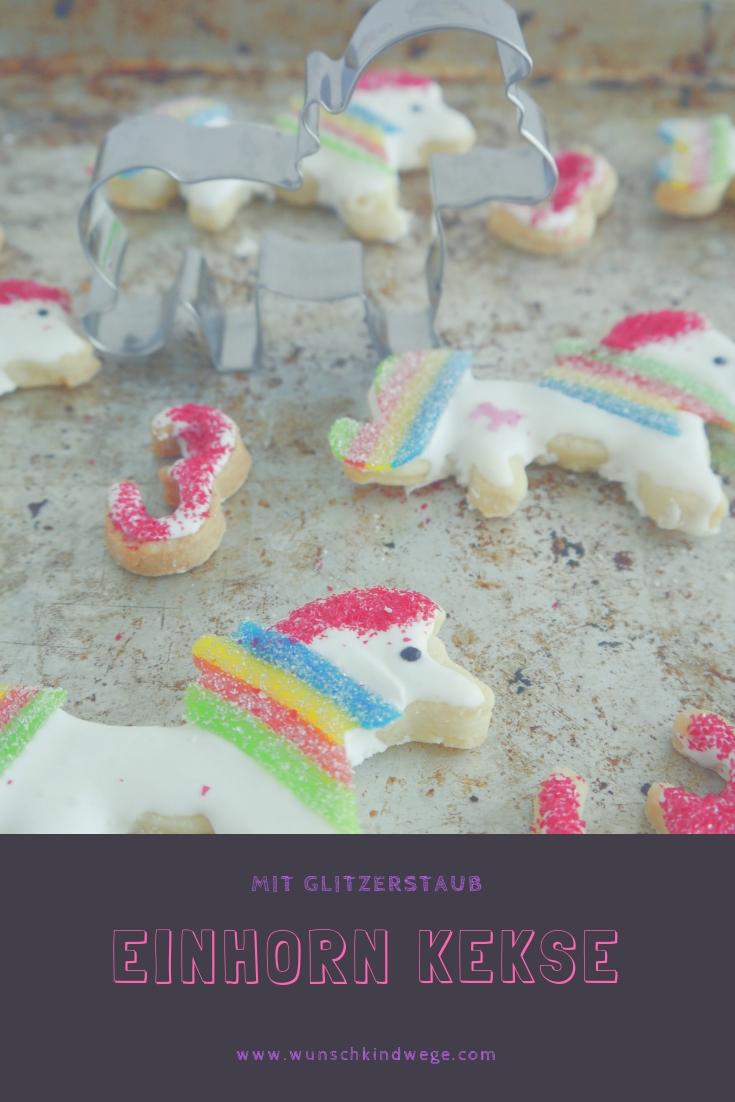 Einhorn Kekse Pinterest